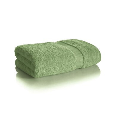 Canyon Bath Towel Color: Fern
