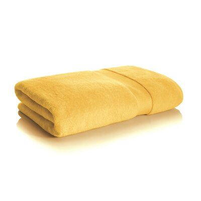 Mesa Bath Sheet Color: Bright Yellow