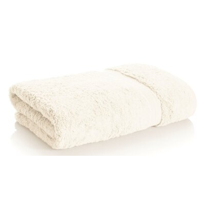 Bamboo Rayon Bath Towel Color: Ivory