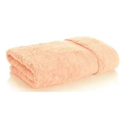 Rayon from Bamboo Bath Towel Color: Light Coral