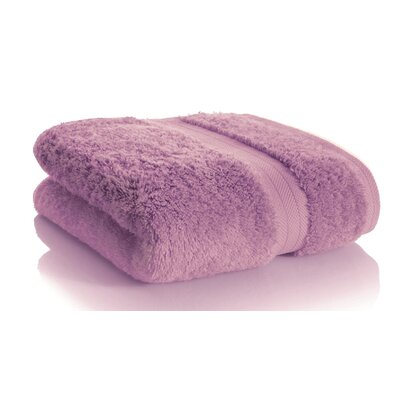Rayon from Bamboo Hand towel Color: Lilac