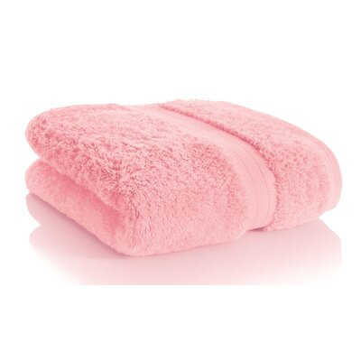 Rayon from Bamboo Hand towel Color: Light Pink