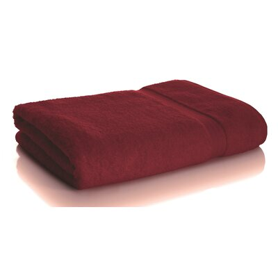 Rayon from Bamboo Bath Sheets Color: Bordeaux