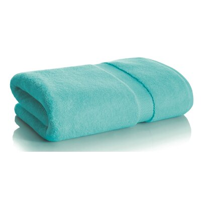 Mesa Bath Towel Color: Aqua