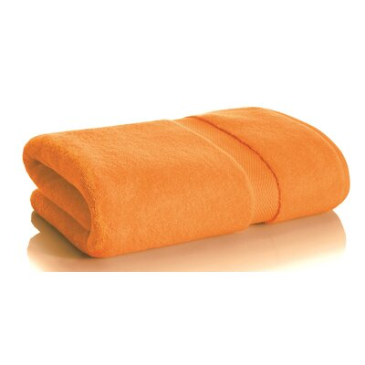 Mesa Bath Towel Color: Orange