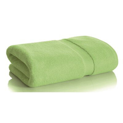 Shakira Bath Towel Color: Lime