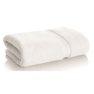 Mesa Bath Towel Color: White