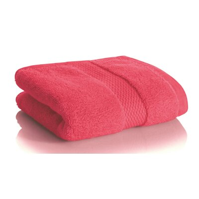 Mesa Washcloth Color: Raspberry