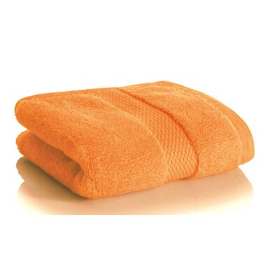 Mesa Washcloth Color: Orange