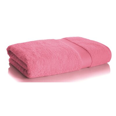 Canyon Bath Sheets Color: Wild Rose
