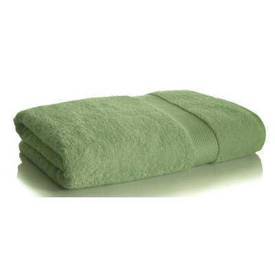 Canyon Bath Sheets Color: Fern