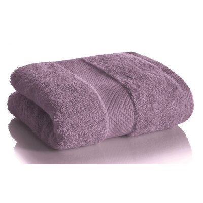 Canyon Hand towel Color: Mulberry