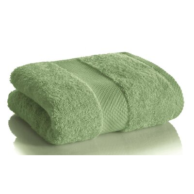 Canyon Hand towel Color: Fern