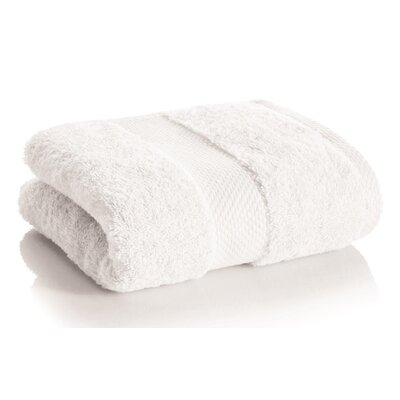 Canyon Hand towel Color: White