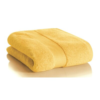 Vanesa Hand Towel Color: Bright Yellow