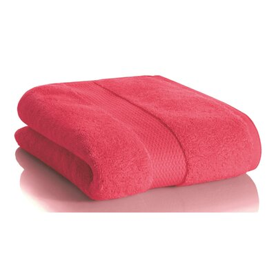 Mesa Hand Towel Color: Raspberry