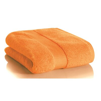 Vanesa Hand Towel Color: Orange