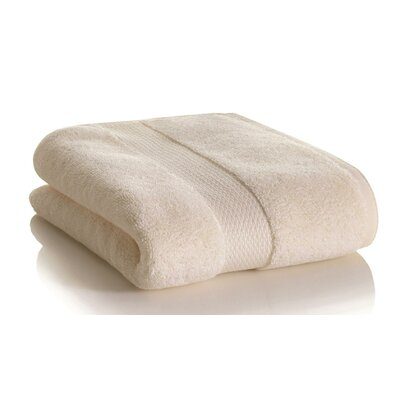 Mesa Hand Towel Color: Cream