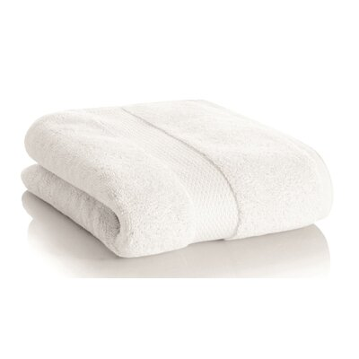 Vanesa Hand Towel Color: White