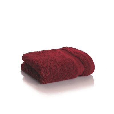 Rayon from Bamboo Washcloth Color: Bordeaux