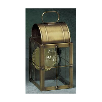 100 Series 1-Light Outdoor Wall Lantern