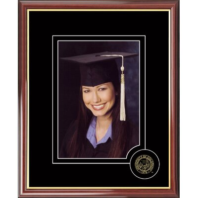 NCAA Colorado University Graduate Portrait Picture Frame