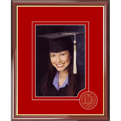 NCAA Cal State Fresno Graduate Portrait Picture Frame
