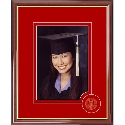 NCAA Arkansas University Graduate Portrait Picture Frame