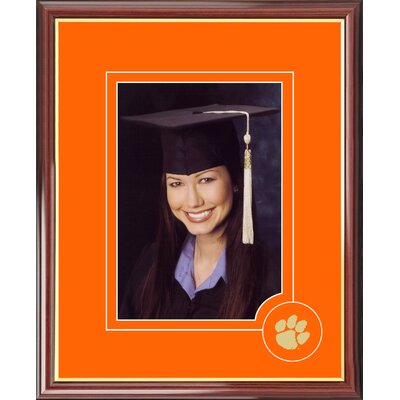 NCAA Clemson University Graduate Portrait Picture Frame