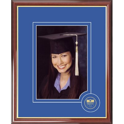 NCAA Delaware University Graduate Portrait Picture Frame