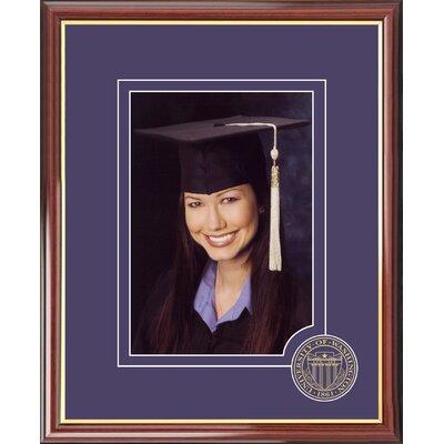 NCAA Washington University Graduate Portrait Picture Frame