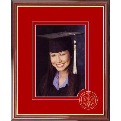 NCAA University of at Lafayette Graduate Portrait Picture Frame