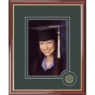 NCAA Baylor University Graduate Portrait Picture Frame