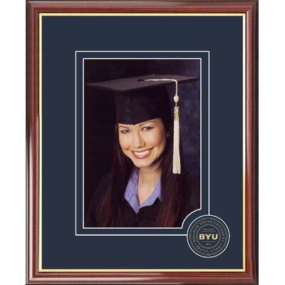 NCAA Brigham Young University Graduate Portrait Picture Frame
