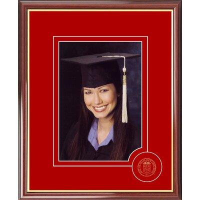NCAA Texas Tech Graduate Portrait Picture Frame