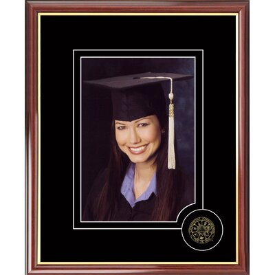 NCAA University of Nebraska Graduate Portrait Picture Frame
