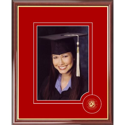 NCAA Maryland University Graduate Portrait Picture Frame