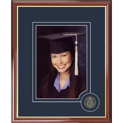 NCAA University of Pittsburgh Graduate Portrait Picture Frame