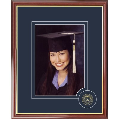 NCAA University of Michigan Graduate Portrait Picture Frame