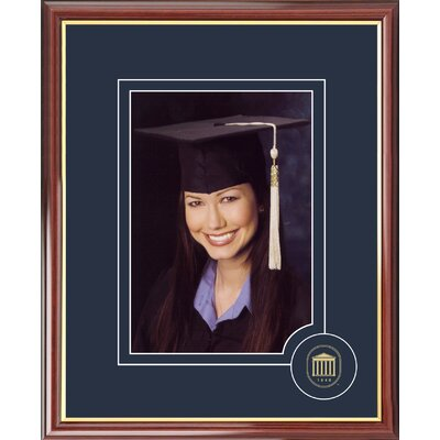 NCAA Mississippi University Graduate Portrait Picture Frame