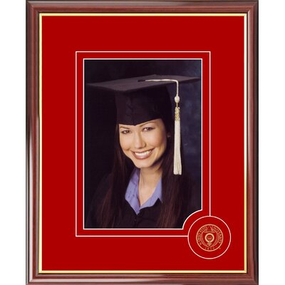 NCAA Ohio State University Graduate Portrait Picture Frame