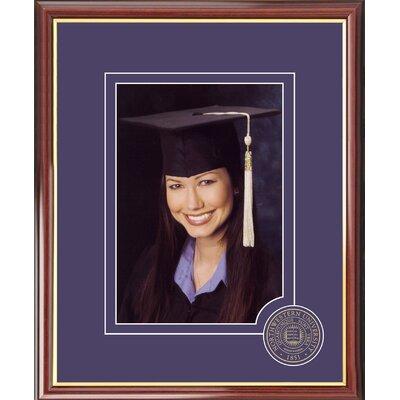 NCAA Northwestern University Graduate Portrait Picture Frame
