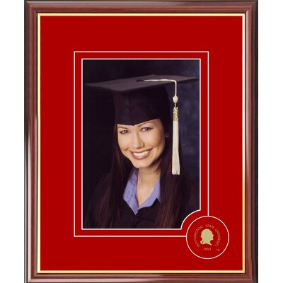 NCAA Washington State University Graduate Portrait Picture Frame