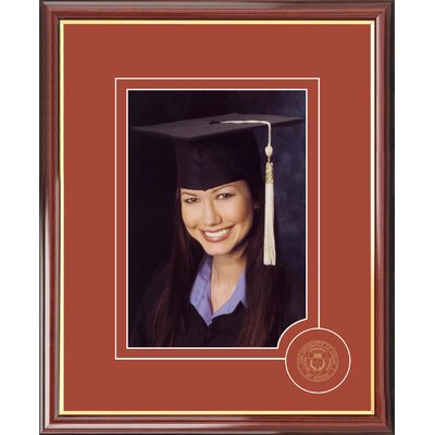 NCAA Texas University Graduate Portrait Picture Frame