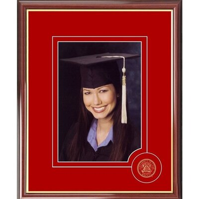 NCAA Utah University Graduate Portrait Picture Frame