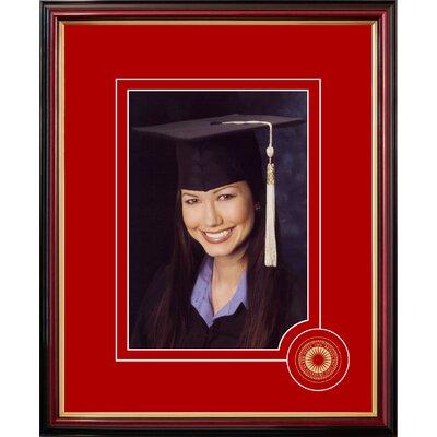 NCAA Rutgers University Graduate Portrait Picture Frame