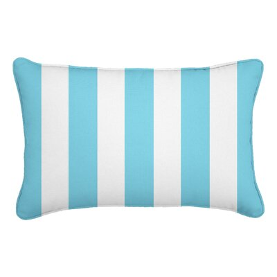Outdoor Lumbar Pillow Height: 12