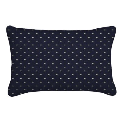 Outdoor Sunbrella Lumbar Pillow Width: 13, Depth: 21