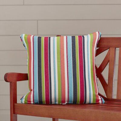 Outdoor Throw Pillow Depth: 22, Width: 22
