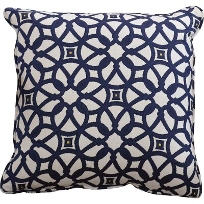 Outdoor Throw Pillow Width: 22, Height: 22